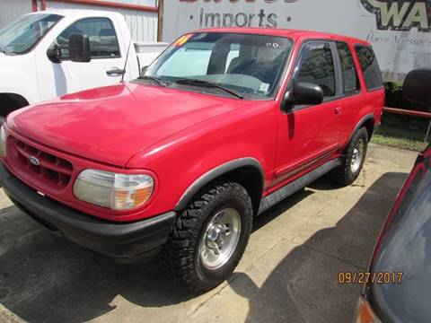 1996 Ford Explorer for sale in Columbia, MS