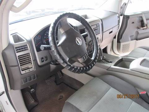 2004 Nissan Titan for sale in Columbia, MS