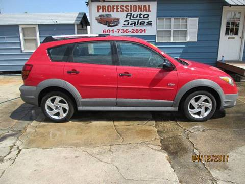 2004 Pontiac Vibe for sale in Columbia, MS