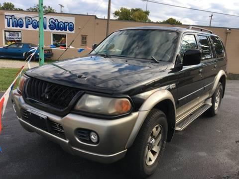 2002 Mitsubishi Montero Sport for sale in Hamilton, OH