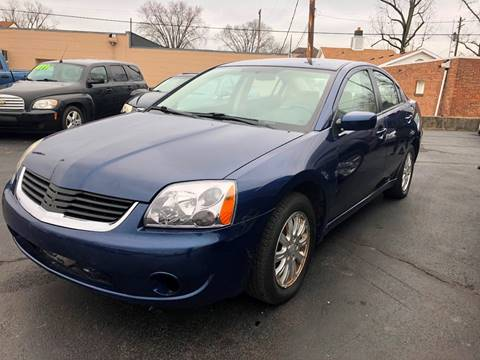 2009 Mitsubishi Galant For Sale in Ohio - Carsforsale.com®