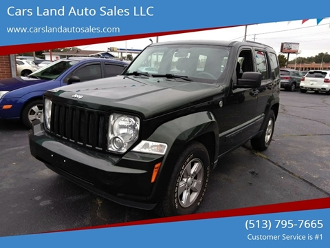 2008 Jeep Liberty for sale in Hamilton, OH