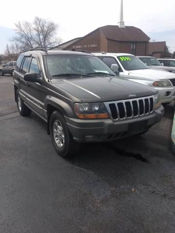 2000 Jeep Grand Cherokee For Sale At Cars Land Auto Sales LLC In Hamilton OH