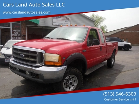 2001 Ford F-250 Super Duty for sale in Hamilton, OH
