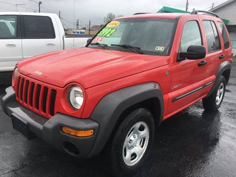 2004 Jeep Liberty for sale in Hamilton, OH