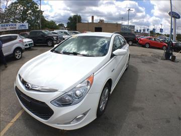 2011 Hyundai Sonata Hybrid for sale in Chicago, IL