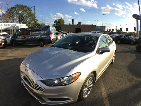 2017 Ford Fusion Hybrid for sale in Chicago, IL