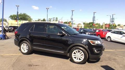 Used Cars For Sale In Chicago >> 2016 Ford Explorer For Sale In Chicago Il
