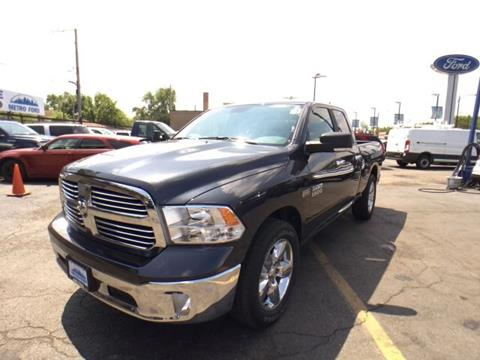 Used Cars For Sale In Chicago >> 2018 Ram Ram Pickup 1500 For Sale In Chicago Il