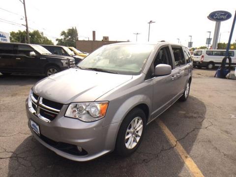 2018 Dodge Grand Caravan for sale in Chicago, IL