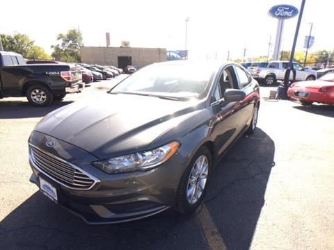 2017 Ford Fusion for sale in Chicago, IL