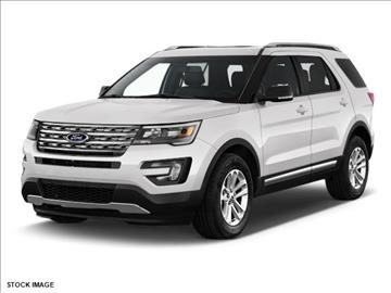 2017 Ford Explorer for sale in Chicago, IL