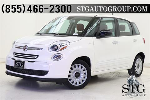 2014 FIAT 500L for sale in Montclair, CA