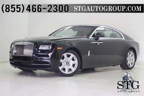 2015 Rolls-Royce Wraith for sale in Montclair, CA