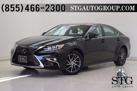 2016 Lexus ES 350 for sale in Montclair, CA