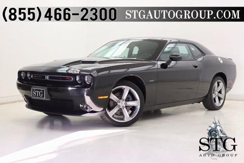 2015 Dodge Challenger for sale in Montclair, CA