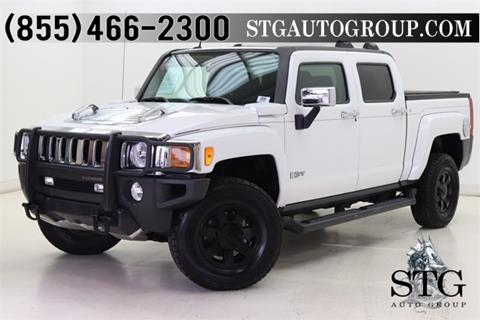2009 HUMMER H3T for sale in Montclair, CA