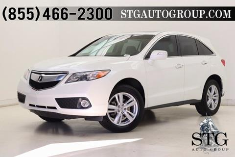 2014 Acura RDX for sale in Montclair, CA