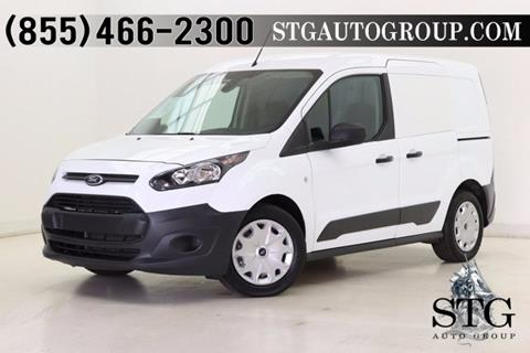 2016 Ford Transit Connect Cargo for sale in Montclair, CA