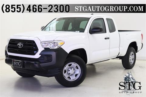 2016 Toyota Tacoma for sale in Montclair, CA
