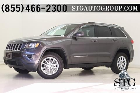 2015 Jeep Grand Cherokee for sale in Montclair, CA