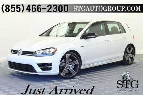 Volkswagen Golf R For Sale In California Carsforsalecom - Volkswagen in california