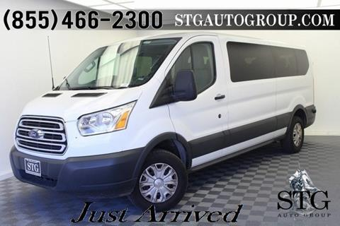 2016 Ford Transit Passenger For Sale In Montclair CA