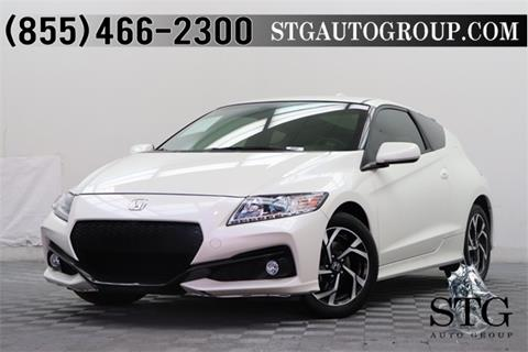 2016 Honda CR-Z for sale in Montclair, CA