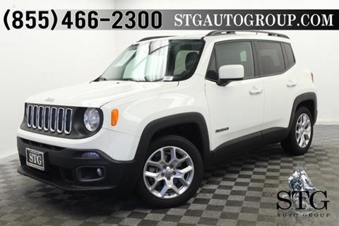 2015 Jeep Renegade for sale in Montclair, CA