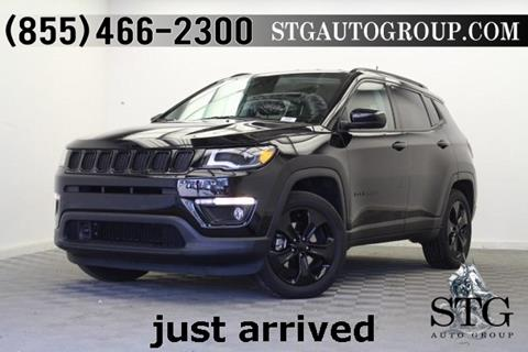 2018 Jeep Compass for sale in Montclair, CA