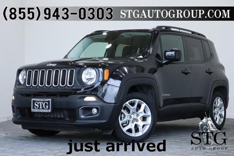 2017 Jeep Renegade for sale in Montclair, CA