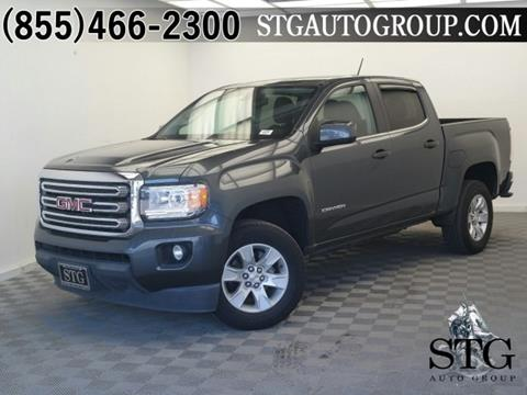 2015 GMC Canyon for sale in Montclair, CA