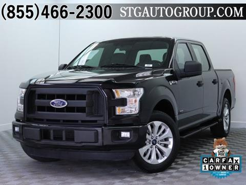 2016 Ford F-150 for sale in Montclair, CA