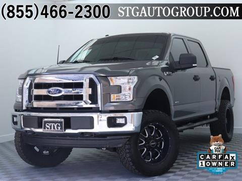 2015 Ford F-150 for sale in Montclair, CA