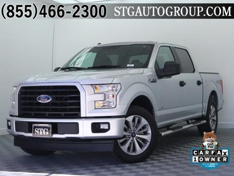 2017 Ford F-150 for sale in Montclair, CA