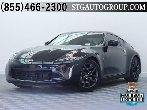 2019 Nissan 370Z for sale in Montclair, CA