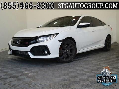 2018 Honda Civic for sale in Montclair, CA