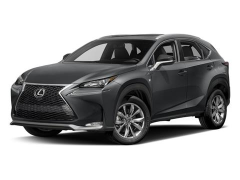 Lexus Nx 200t For Sale >> Used Lexus Nx 200t For Sale In California Carsforsale Com