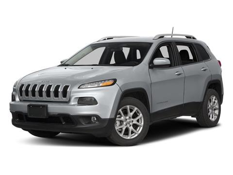 2016 Jeep Cherokee for sale in Montclair, CA