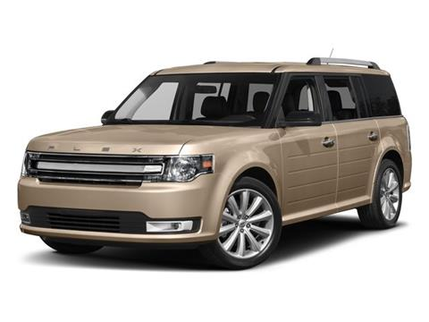 2018 Ford Flex for sale in Montclair, CA