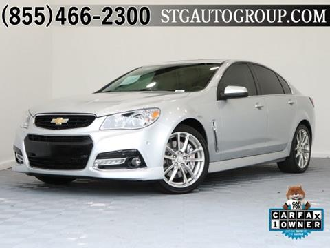2015 Chevrolet SS for sale in Montclair, CA