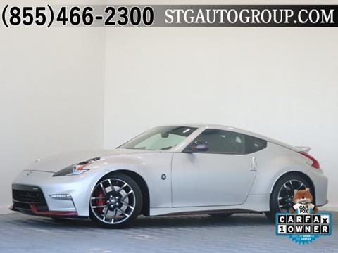 2017 Nissan 370Z for sale in Montclair, CA