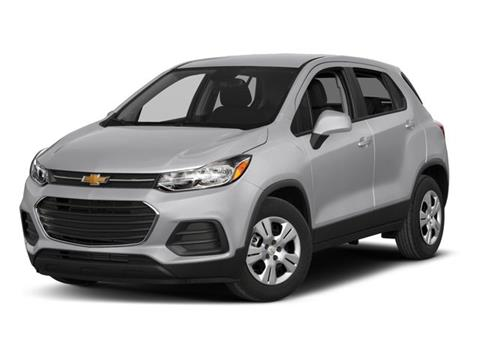 2017 Chevrolet Trax for sale in Montclair, CA