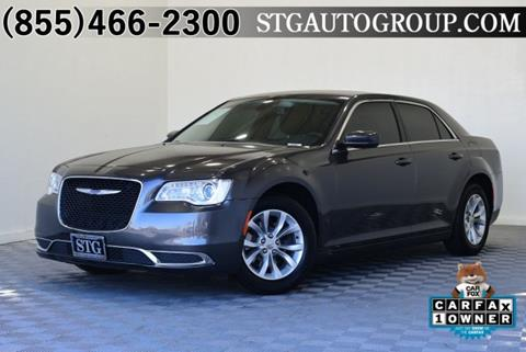 2018 Chrysler 300 for sale in Montclair, CA