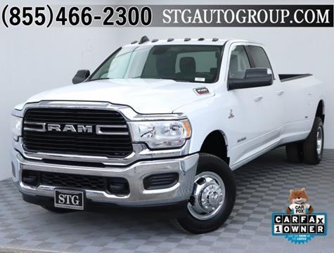2019 RAM Ram Pickup 3500 for sale in Montclair, CA