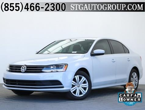 2017 Volkswagen Jetta for sale in Montclair, CA