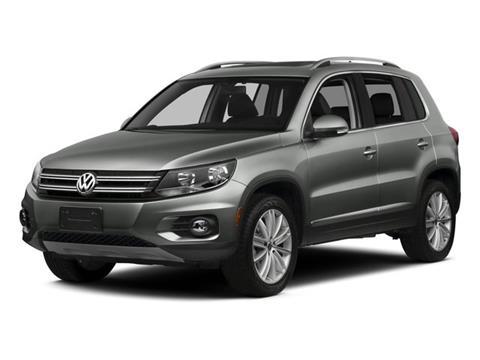 2016 Volkswagen Tiguan for sale in Montclair, CA