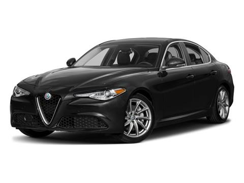 2017 Alfa Romeo Giulia for sale in Montclair, CA
