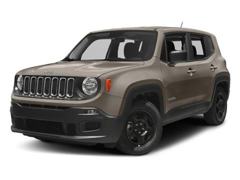 2016 Jeep Renegade for sale in Montclair, CA