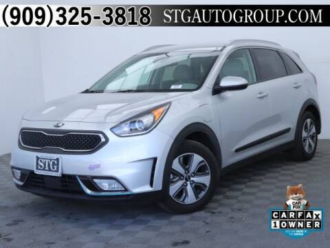 2019 Kia Niro Plug-In Hybrid for sale at STG Auto Group in Montclair CA